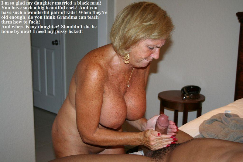 Porn stories granny