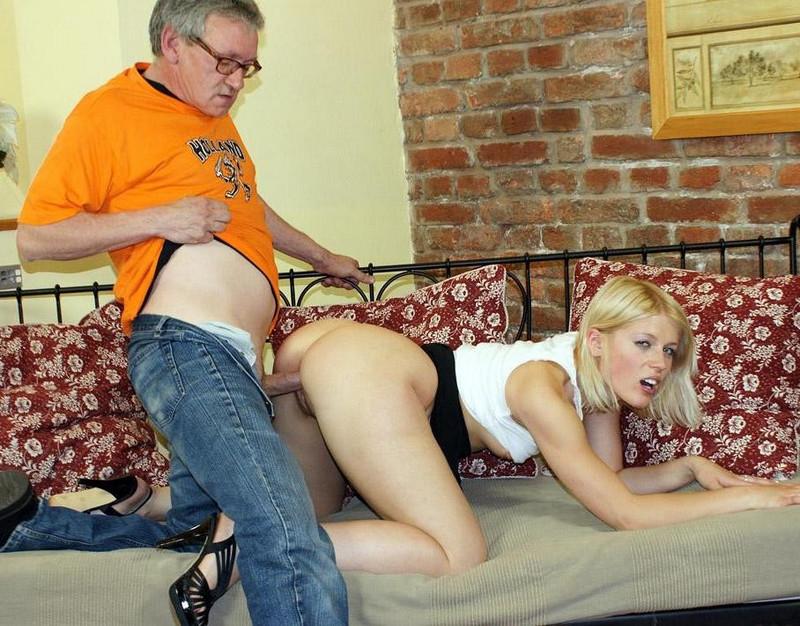 Dad & daughter porn
