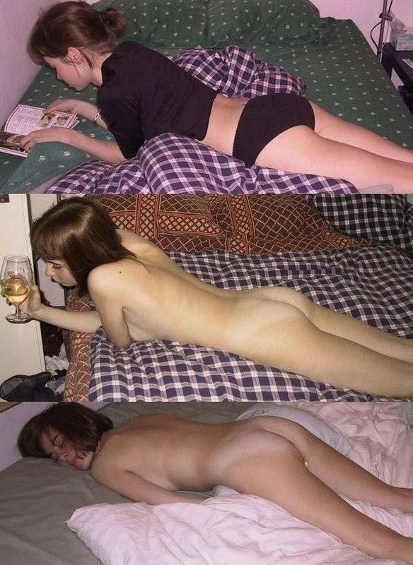 Erotic bra and panties