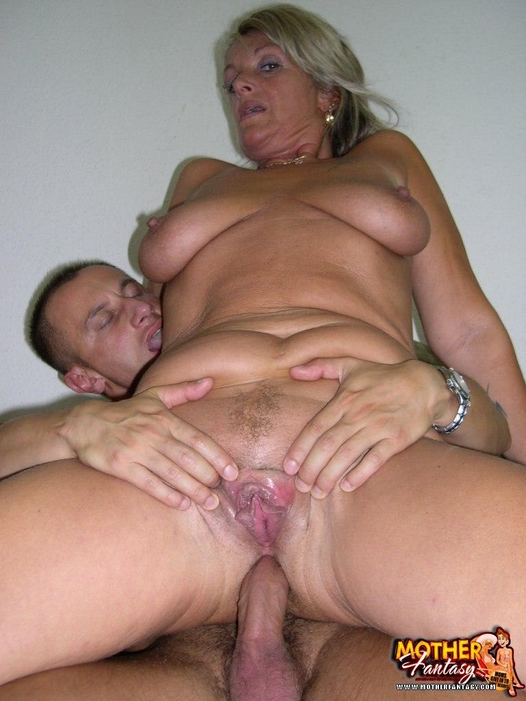 Pure mom sex