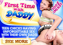 Sex education goes practical! FirstTimeWithDaddy features daddies turning into lovers. Watch now!